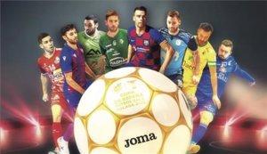 Cartel Copa de España de fútbol sala 2020.