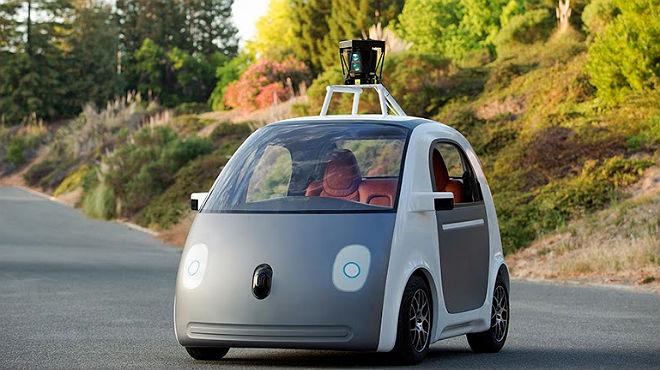 Google presenta un prototipo de coche autónomo