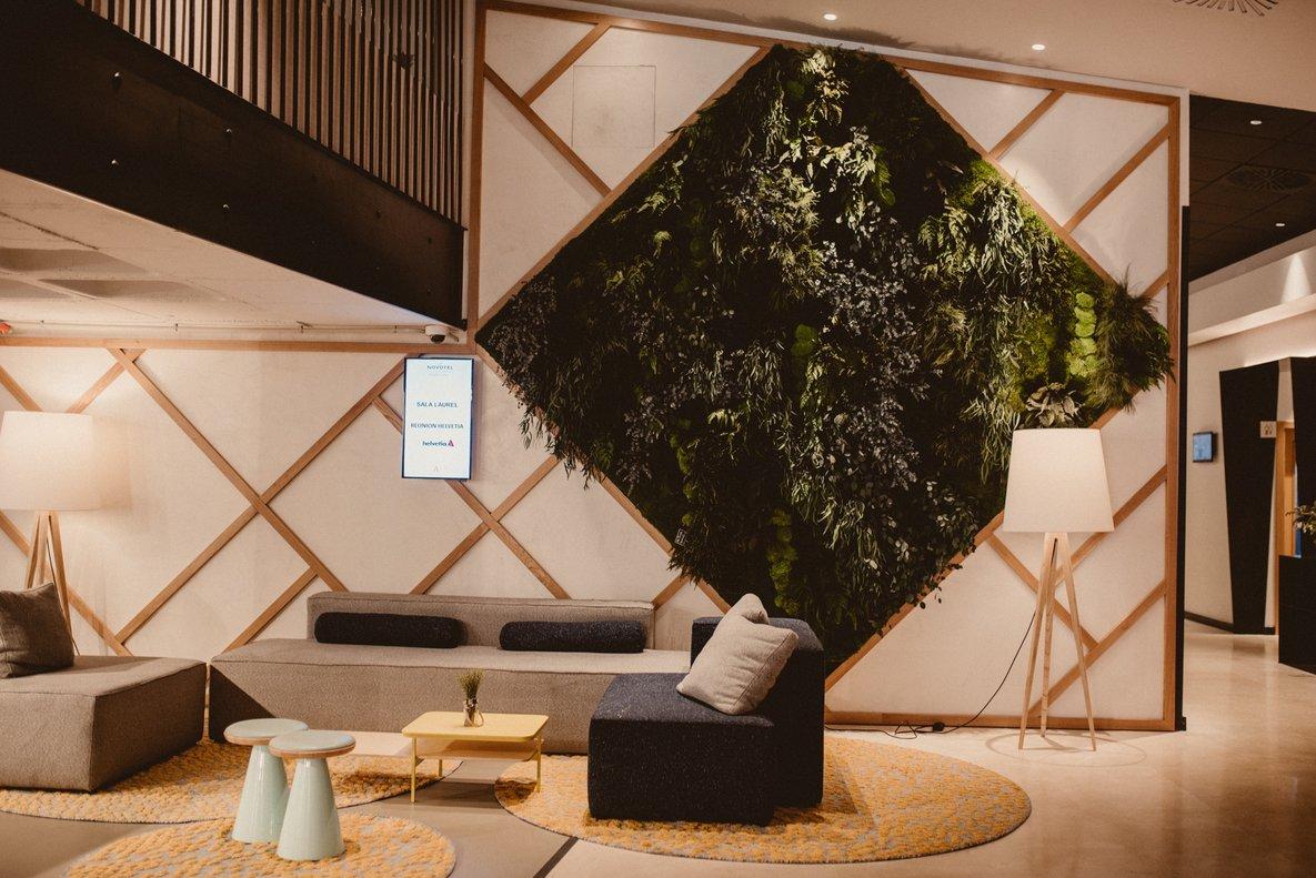 Imagen de uno de los hoteles de Accor