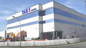 Instalaciones de Tab Spain en Barberà del Vallès.