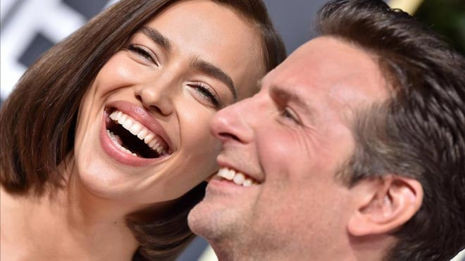 Irina Shayk y Bradley Cooper se separan.
