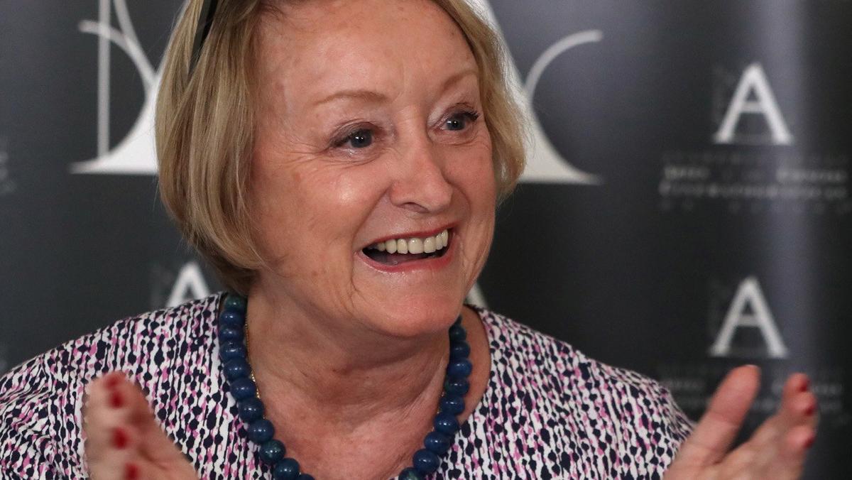 Ivonne Blake, presidenta de honor de la Academia de Cine, muere a los 78 años