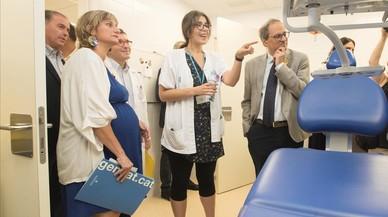 La Mina presenta su 'superCAP', que combina asistencia médica y social