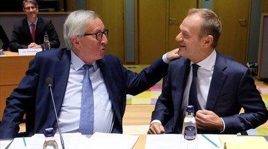 La UE se resigna al bloqueo del 'brexit'