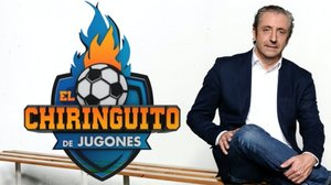 Josep Pedrerol, presentador de 'El chiringuito de Jugones'.