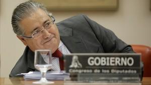Juan Ignacio Zoido, ministro de Interior.