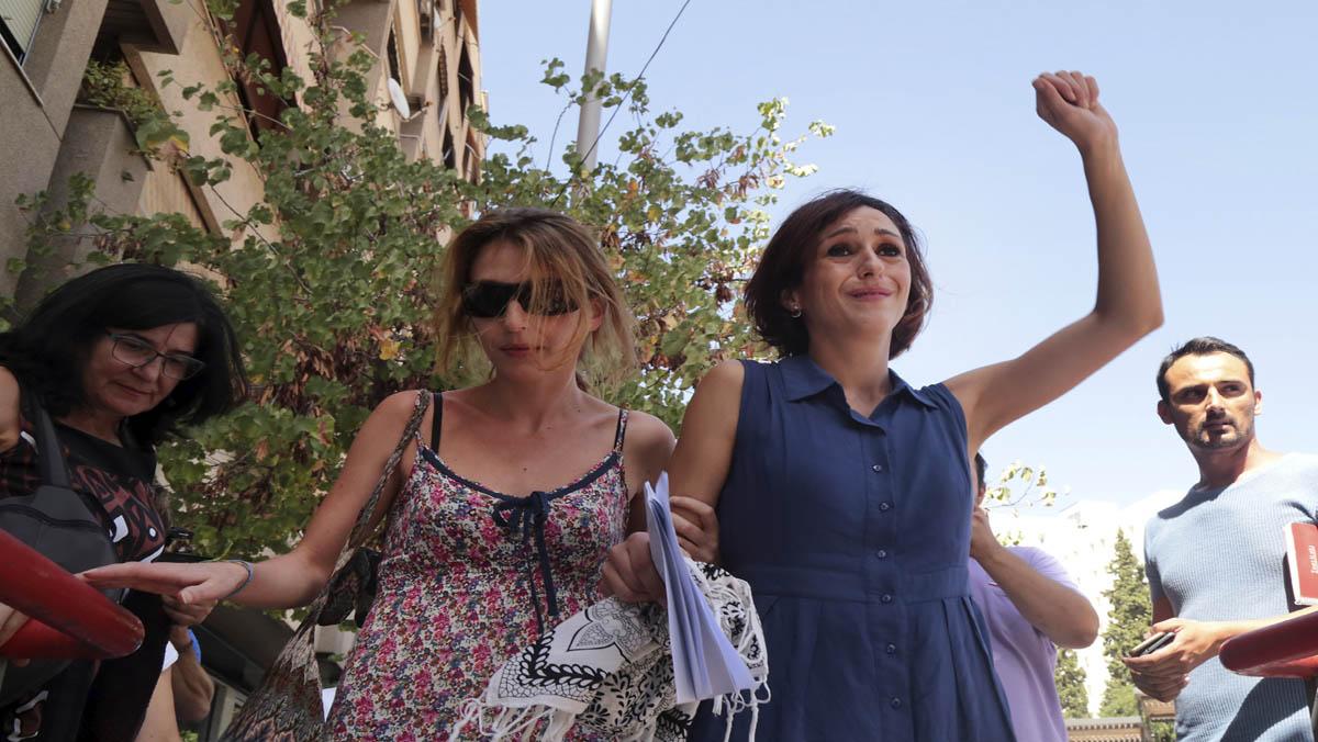 El juez decreta libertad provisional para Juana Rivas
