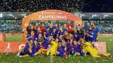 Un milagroso gol de Mariona da la Copa de la Reina al Barça