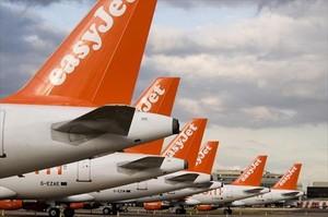 Easyjet lanza una oferta de vuelos para el próximo invierno por 40 euros