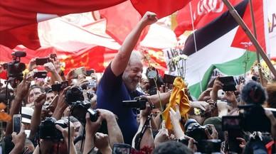 Lula, el limpiabotas que llegó a presidente