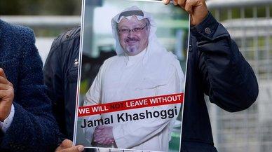 Merkel anuncia que Alemania paralizará la venta de armas a Arabia Saudí