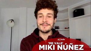 Miki Núñez.