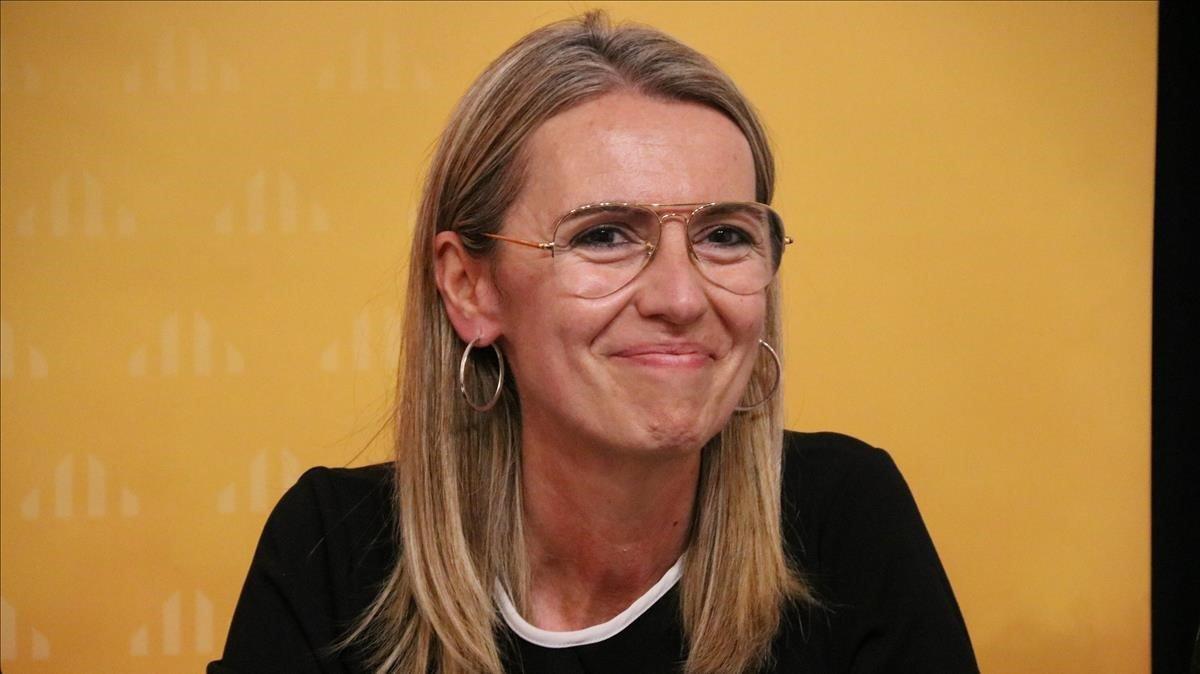 Mireia Ingla (ERC), futura alcaldesa de Sant Cugat del Vallès