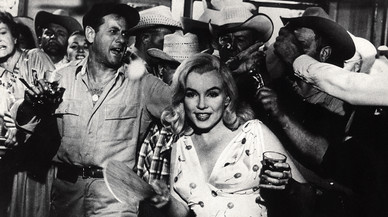 45 segons amb Marilyn despullada