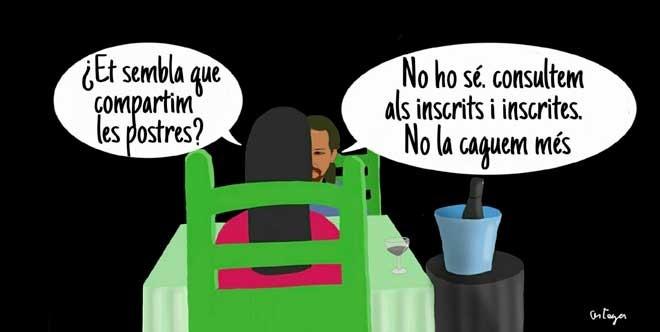 L'humor gràfic de Juan Carlos Ortega del 22 de Maig del 2018