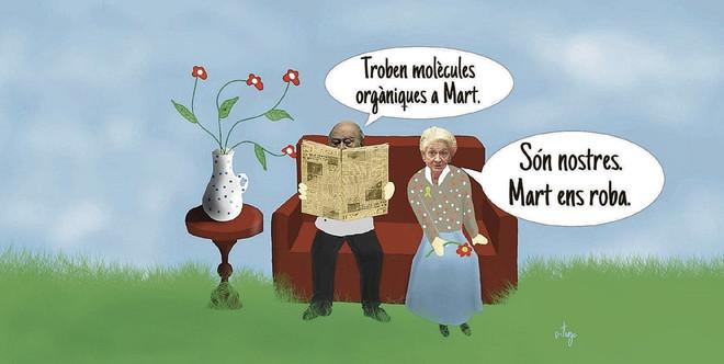 L'humor gràfic de Juan Carlos Ortega del 12 de Juny del 2018