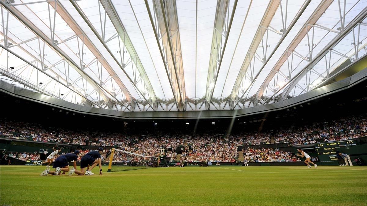 Los tenistas que logren títulos ganarán 38 millones de libras esterlinas — Wimbledon