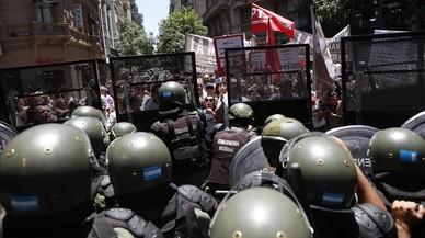 El Gobierno argentino rinde culto a la mano dura contra la delincuencia