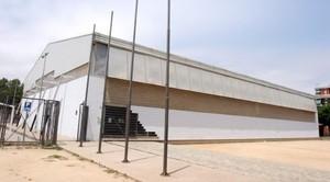 Polideportivo Municipal Eusebi Millan de Mataró.
