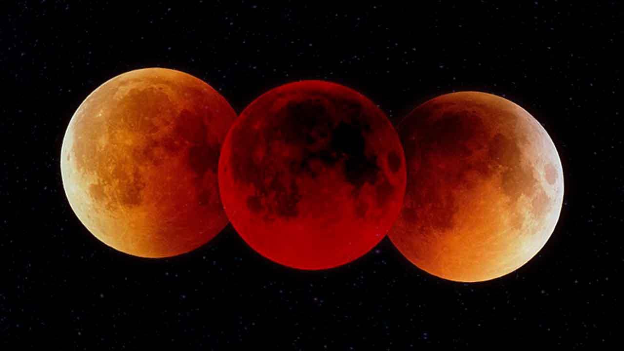 Todas las claves para observar la 'luna de sangre', el eclipse lunar más largo del siglo