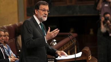 Rajoy y el dragón