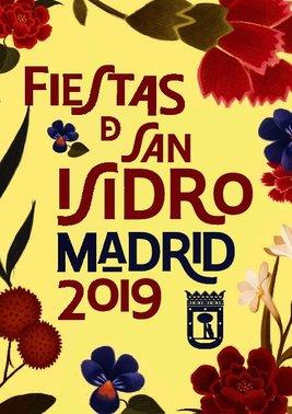 Programa de fiestas de San Isidro 2019.