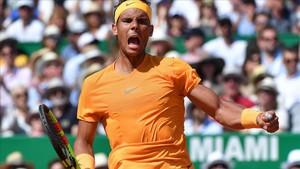Rafael Nadal, 11 veces campeón en Montecarlo.