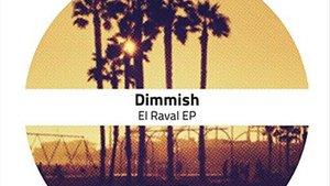 Portada de 'El Raval EP', del productor italiano Dimmish.