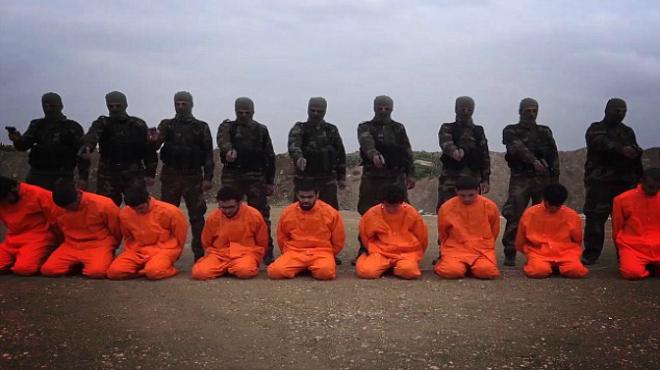 Vídeo de un grupo de ebeldes sirios que perdonan la vida a terroristas del Daech.
