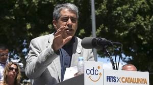 """Homs ironitza amb la """"coherència"""" d'ERC per haver investit Montilla"""