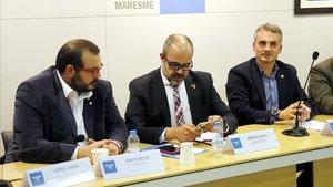 Alcaldes del Maresme preparen amb Interior nous plans de seguretat