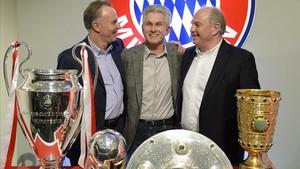 El Bayern torna al passat