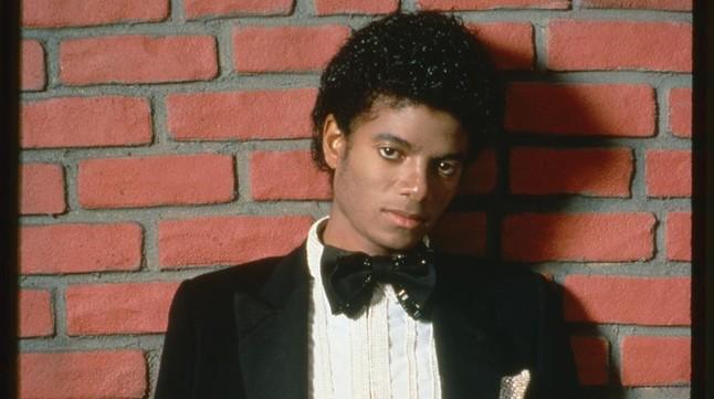 Michael Jackson en 1979, durante una de las sesiones fotográficaspara Off the wall.