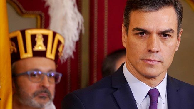 Sánchez asegura que es un buen momento para reivindicar y defender el pacto entre diferentes que se necesita para garantizar la gobernabilidad.