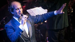 Stefano Palatchi triomfa 'in swing'