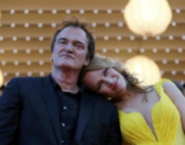 Tarantino i Thurman, al Festival de Cannes daquest any, al maig.