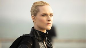 Evan Rachel Wood en 'Westworld'.