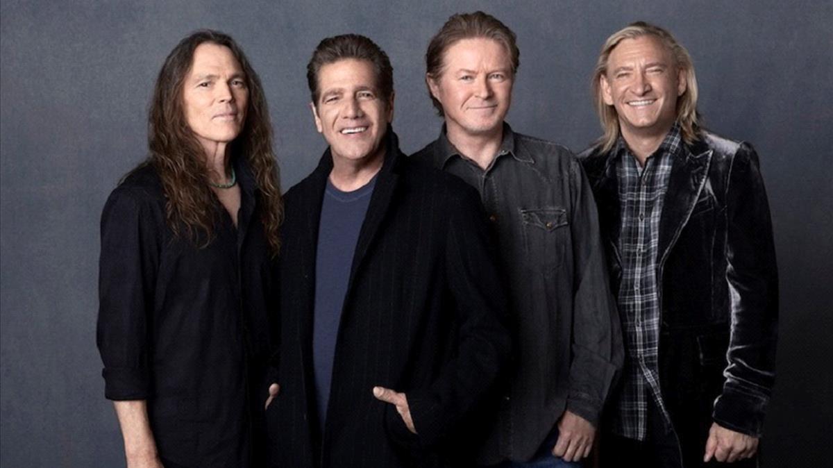 The Eagles en una foto promocional
