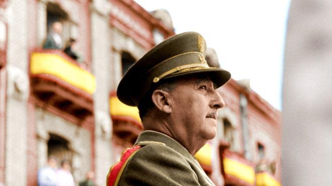Tráiler de la serie documental España después de la guerra: el franquismo en color.
