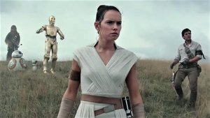 Una imagen del tráiler de 'Star wars 9: The rise of Skywalker'