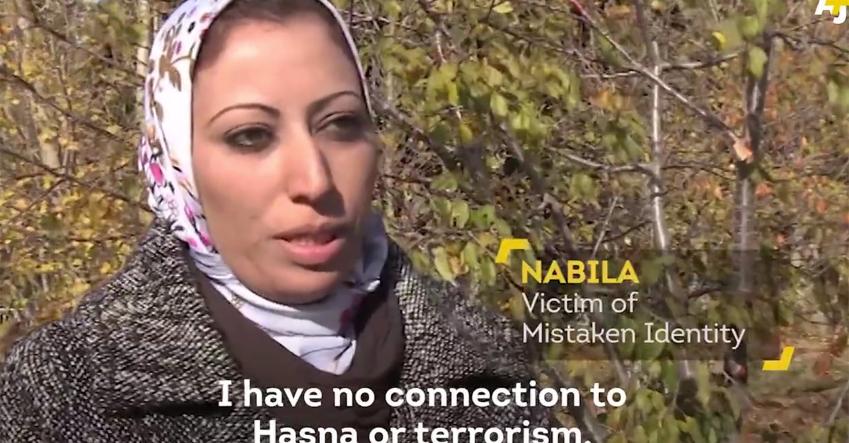 Una mujer inocente ha sido presentada por los medios como la supuesta suicida de Saint-Denis,Hasna Aitboulahcen.