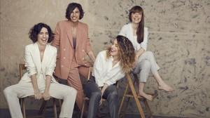 Les dones de l'ESCAC exhibeixen múscul a Màlaga