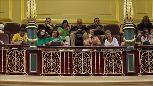La 'llei antidesnonaments' s'obre pas amb grans dificultats