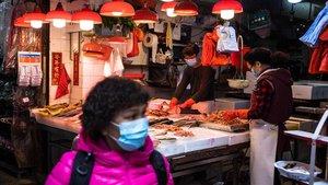 La Xina examina la seva tradició culinària pel coronavirus