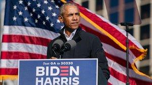 Obama descarta un lloc amb Biden: »La Michelle m'abandonaria»