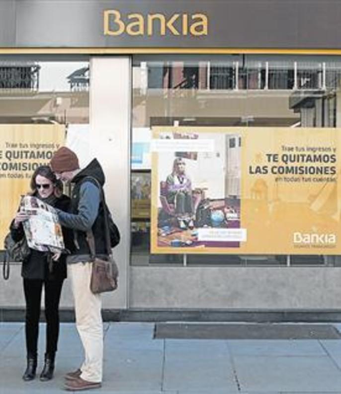 bankia crea una aplicaci n para conocer el valor de