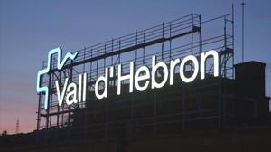 El Hospital de Vall dHebron.