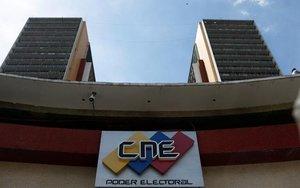 Veneçuela acusa els EUA de l'incendi en instal·lacions del Consell Nacional Electoral