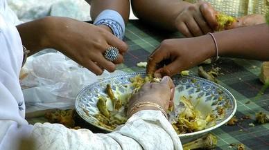 Comida de hombres, comida de mujeres
