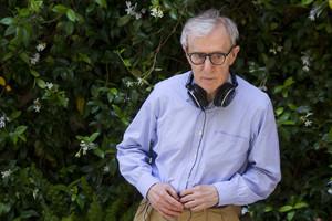 Woody Allen, en Roma, en una imagen de archivo.